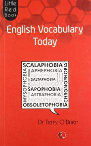 LITTLE RED BOOK ENGLISH VOCABULARY TODAY