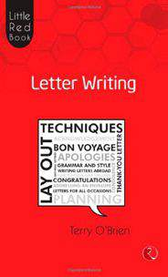 Little Red Book Letter Writing