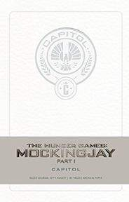Hunger Games Capitol Ruled Journal