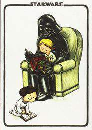 Darth Vader and Son Flexi Journal Star Wars