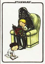 Darth Vader and Son Flexi Journal Star Wars