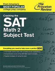 Cracking The SAT Math Subject Test