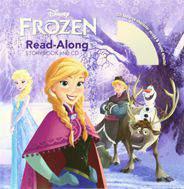 Frozen ReadAlong Storybook and CD