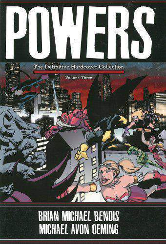 Powers: The Definitive Collection Volume 3 HC: Definitive Collection v. 3