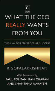 What the CEO Really wants from you The 4 As for Managerial