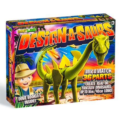 SmartLab Toys DesignASaurs Kit