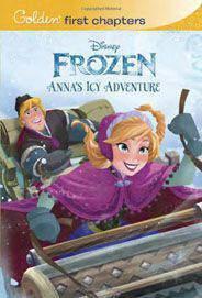 Anna s Icy Adventure