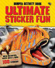 Bumper Ultimate Bumper Sticker & Activity Igloo Books Ltd -