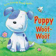 Puppy Woof Woof Furry Friends Board Books