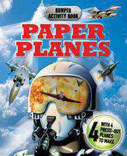 Bumper Paper Planes Bumper Sticker Activity -