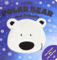Peekaboo Polar Bear  -