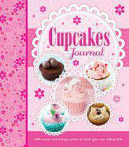 Cookery Cupcake Journal
