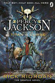 Percy Jackson and the Titans Curse The Graphic Novel Percy Jackson Graphic Novel 3