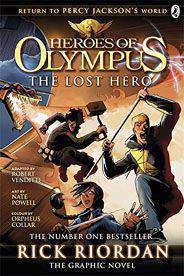 Heroes of Olympus The Lost Hero