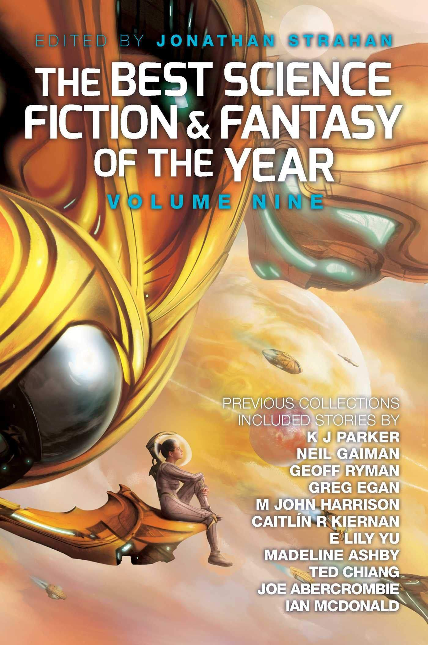 CC The Best Science Fiion and Fantasy of the Year Volume Nine