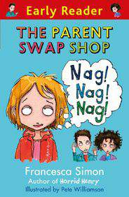 The Parent Swap Shop Early Reader