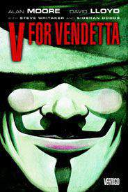 V For Vendetta New     New Edition Tpb