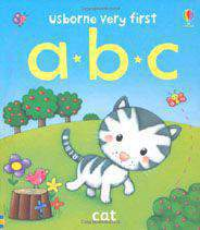 Usborne Very First ABC -