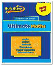 gold star maths ks2 paractice ages