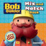 Bob the Builder Crazy Mixups Mix & Match