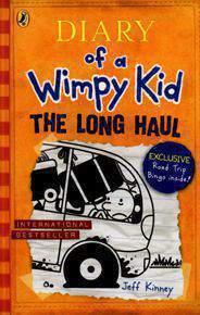 Diary of a Wimpy KidThe Long Haul Book 9