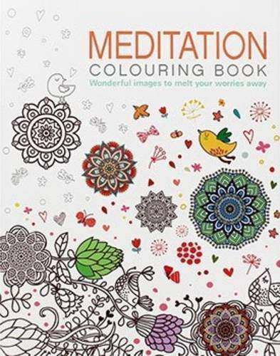 Meditation Colouring Book Colouring Books