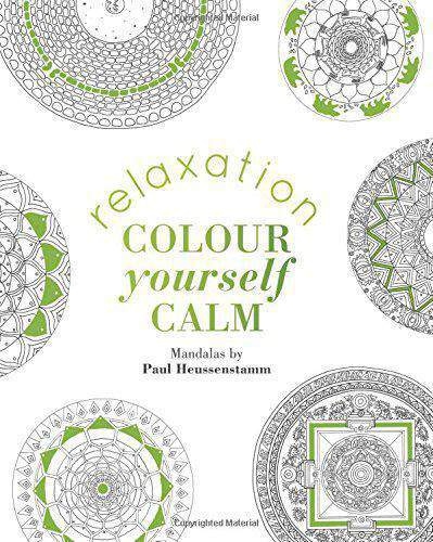 Colour Yourself Calm Relaxation