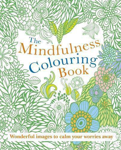 Mind fulness Colouring Book Colouring Books