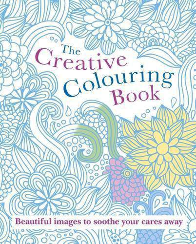 Creative Colouring Book Colouring Books