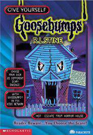 Goosebumps Escape From Horror House