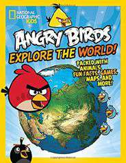 Angry Birds Explore the World National Geographic Kids