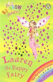 RAINBOW MAGIC: THE PET KEEPER FAIRIES: 32: LAUREN THE PUPPY FAIRY