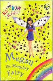 The Fun Day Fairies  36 Megan the Monday -