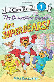 The Berenstain Bears Are SuperBears! I Can Read Book 1