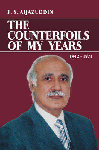 The Counterfoils of My Years: 19421971