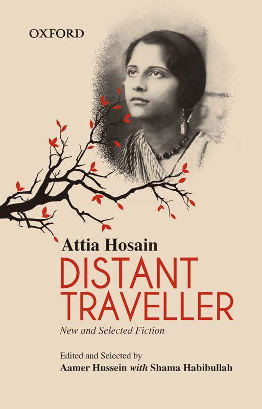 Distant Traveller new and selected