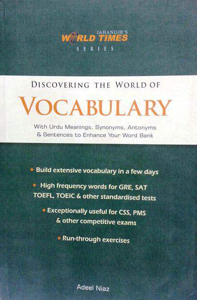Discovering The World of Vocabulary
