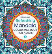 Refreshing Mandala  Book 1