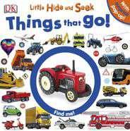 Little Hide and Seek Things That Go Little Hide & Seek