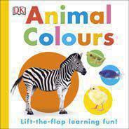 Animal Colours Board book