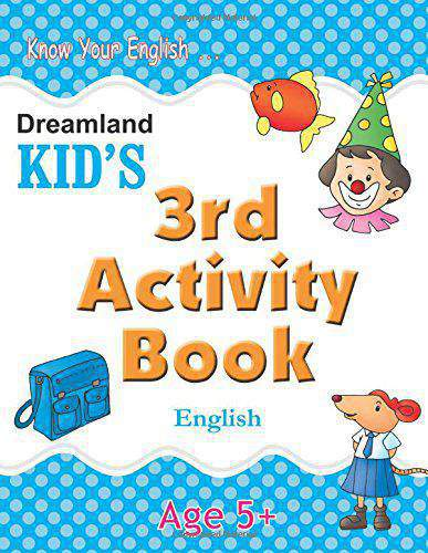 3rd Activity Book English