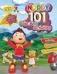 101 Colouring and Activities Noddy