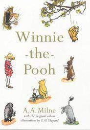 WinniethePooh Winnie the Pooh Colour P/Backs