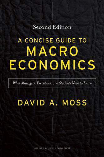 A Concise Guide to Macroeconomics English
