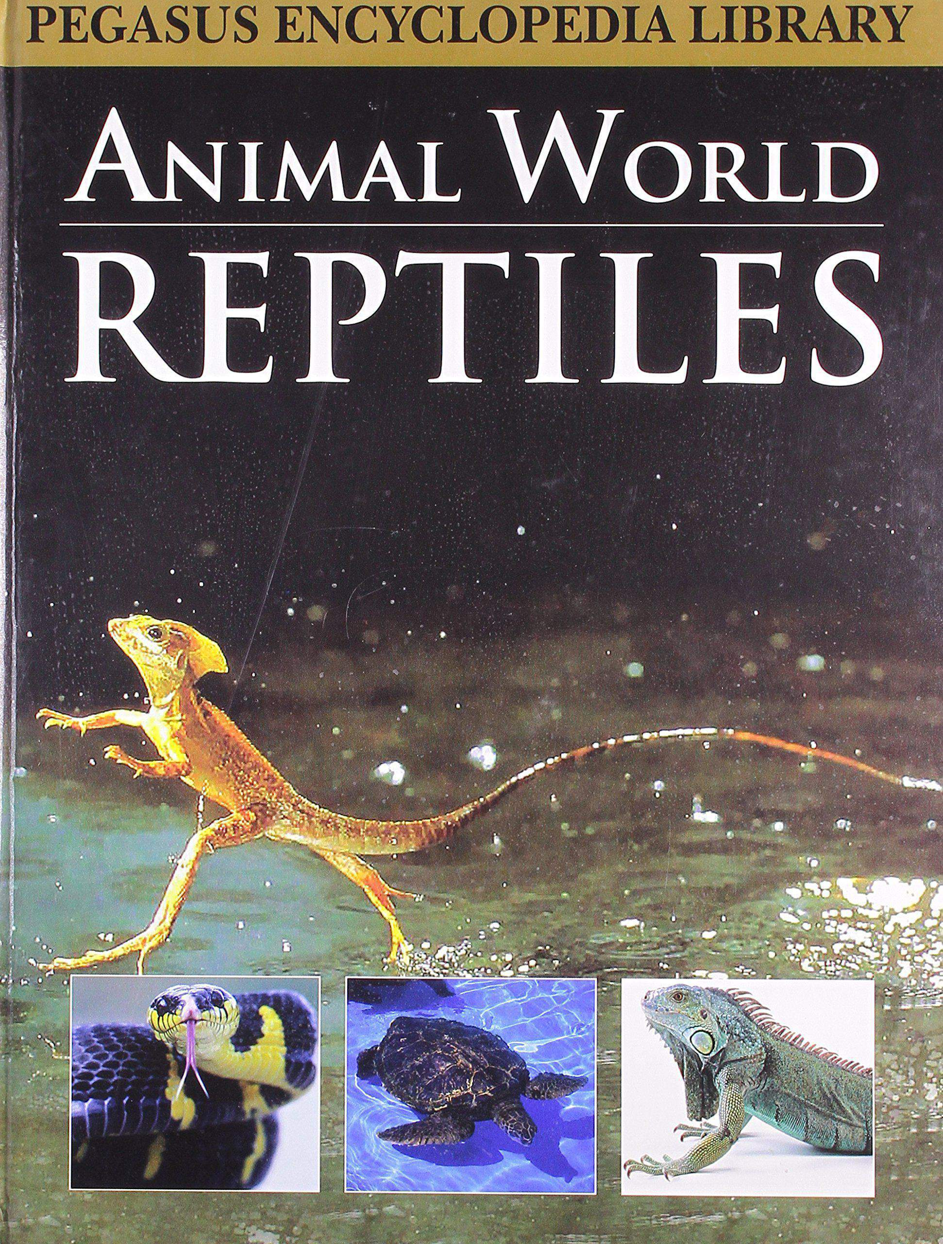 Encyclopedia Library Reptiles
