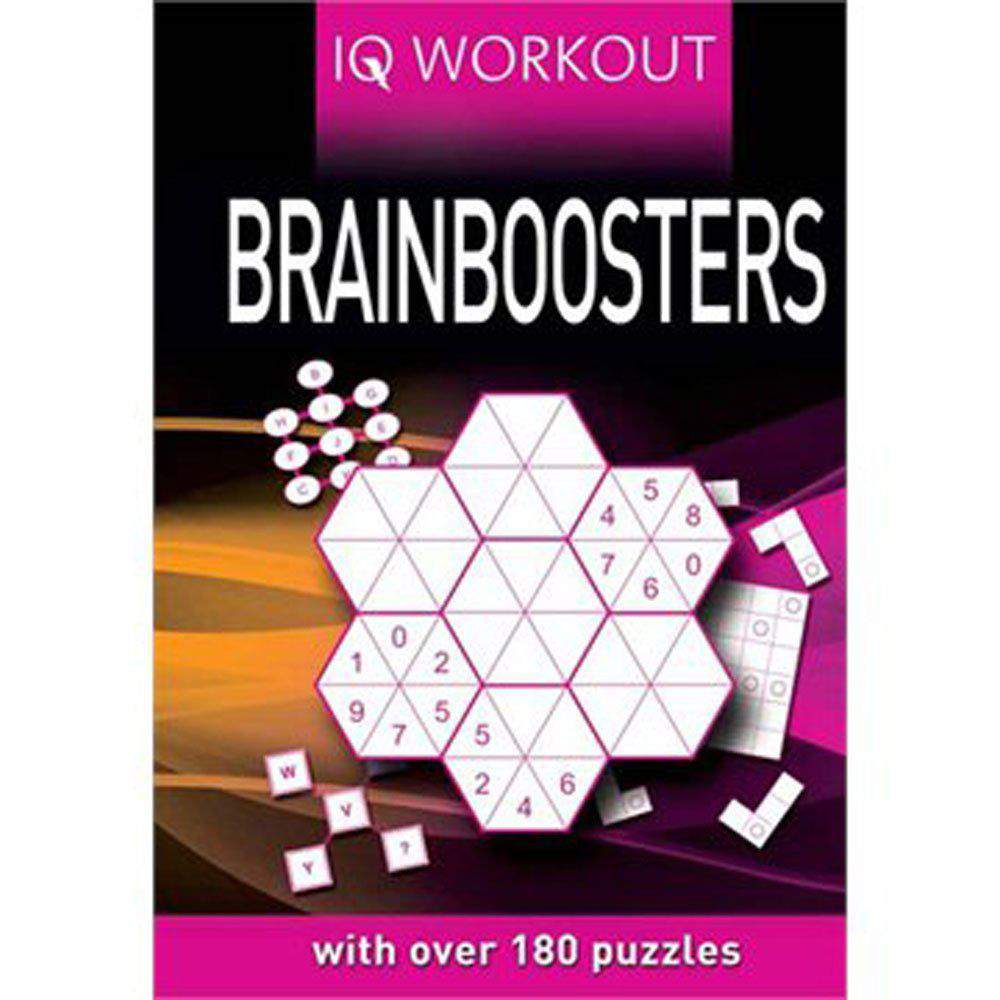 Brainboosters  IQ Workout Over 180
