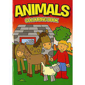 Animals Colouring Books