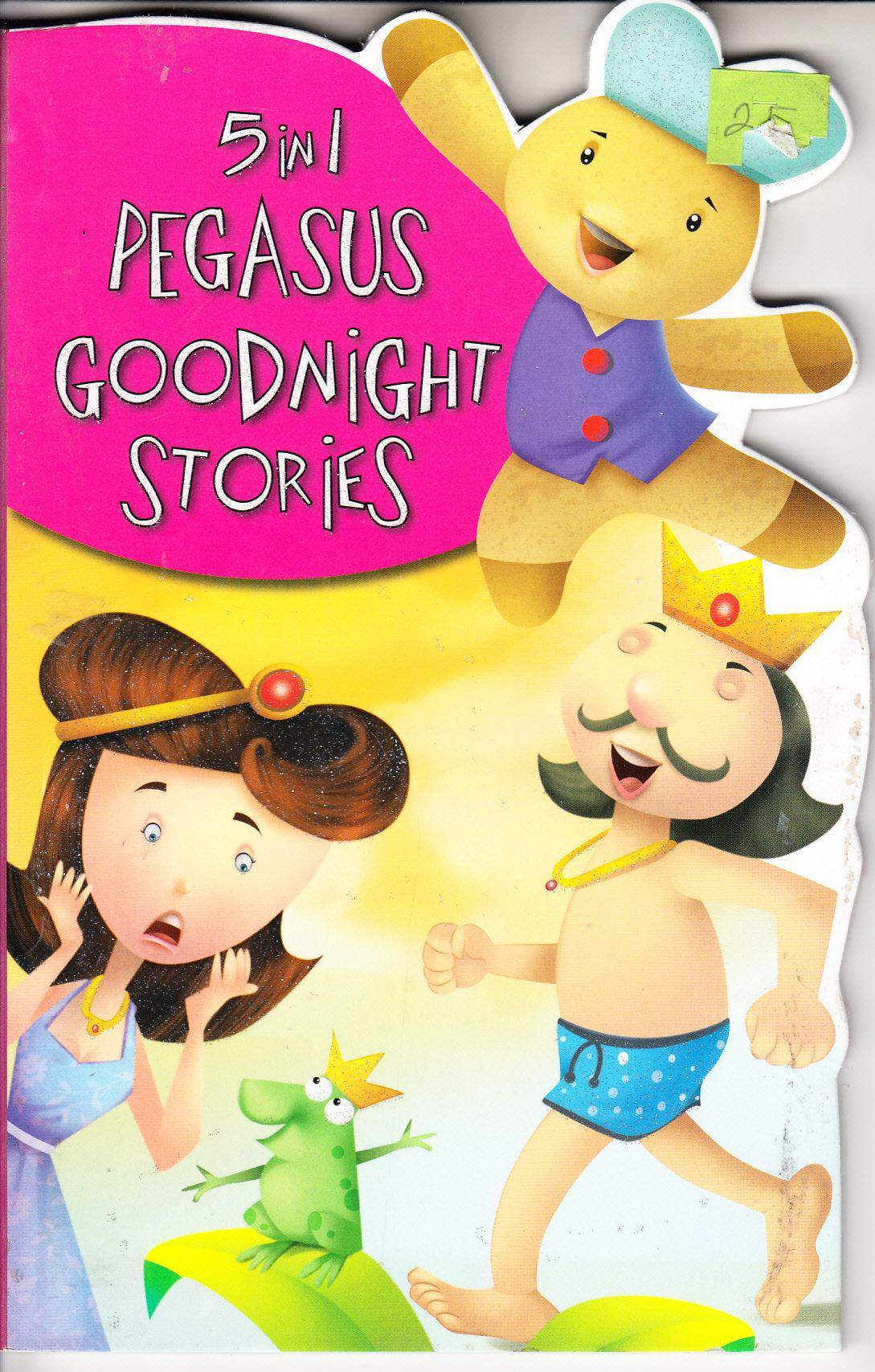 5 IN 1 GOODNIGHT STORIES