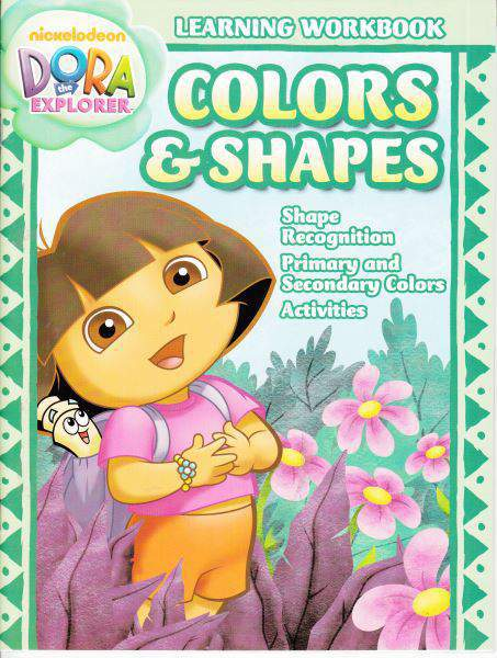 DORA Workbook Colors & Shapes