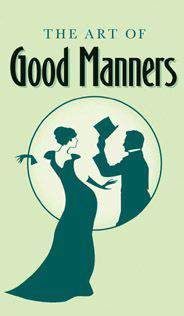 The Art of Good Manners Gift Book